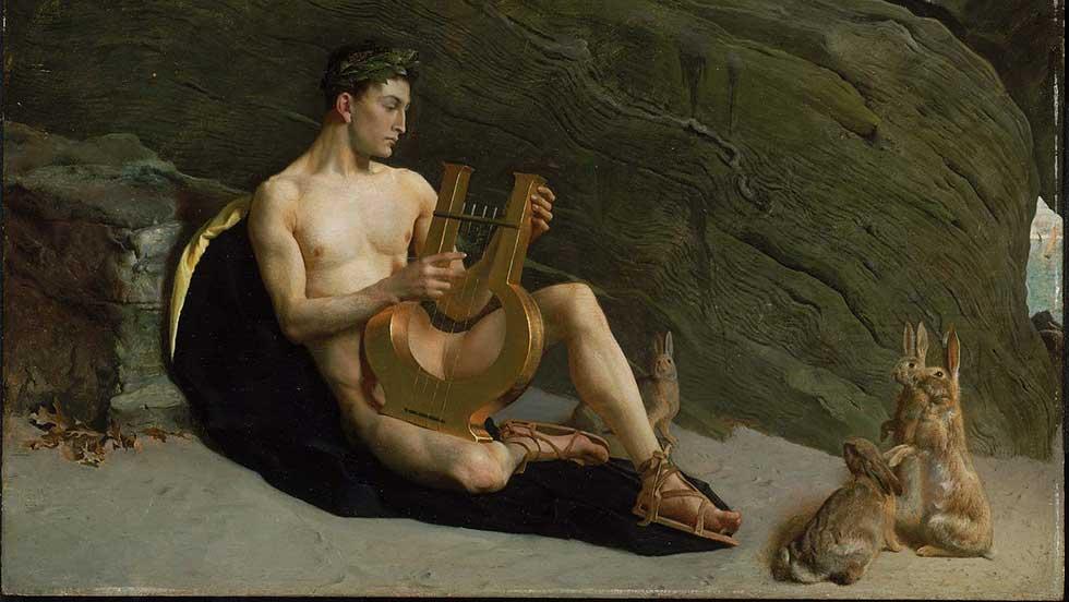 কবি গায়ক অরফিয়াসের কাহিনি অমিতাভ কুণ্ডু