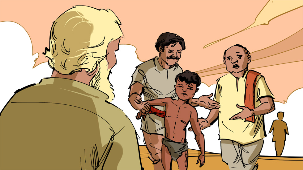 আসমানদারের বন্ধু অর্ক পৈতণ্ডী