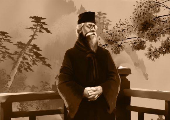 রবীন্দ্রনাথের জাপান-যাত্রী মণিমেখলা মাইতি