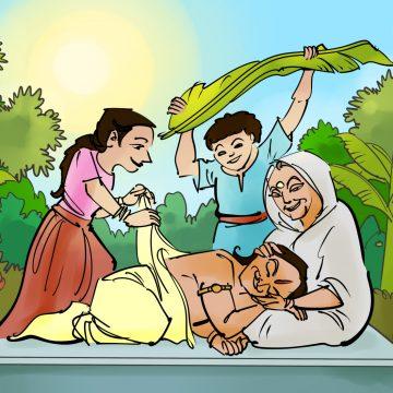 রাজার ঘুম সুস্মিতা কুণ্ডু